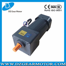 Continuous work 230V 50hz 3 phase ac gear induction motor