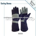 Karting and racing gloves