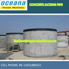 Concrete culvert pipe making mold, 4000mm diameter pipe