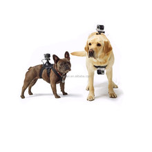 2015 pro dog chest mount sport camera dog harness PH203A