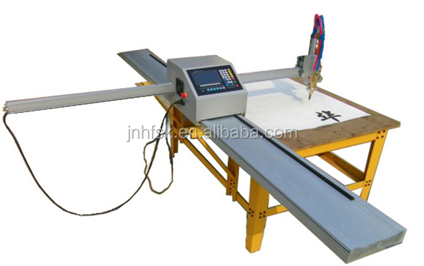 New Type Trade Assurance CNC Plasma Cutting Machine with Plasma Generator made in USA to cut metal max. 20mm thickness