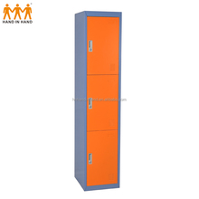 Modern compactor design clothes steel locker cabinet small