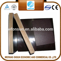discount poplar film faced plywood/scaffolding plywoo/ shuttering plywood&marine plywood prices