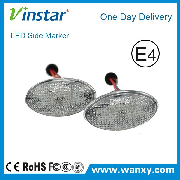 led side marker lamp for BMW Mini Coopers R53 R52 R50
