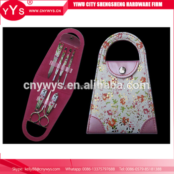 2016 Hot sale manicure and pedicure set nail cutter clipper