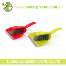 Mini Plastic Dustpan Set With Brush