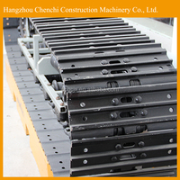 D6D track shoe for excavator and bulldozer undercarriage parts