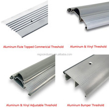 Aluminum door threshold / door threshold strip