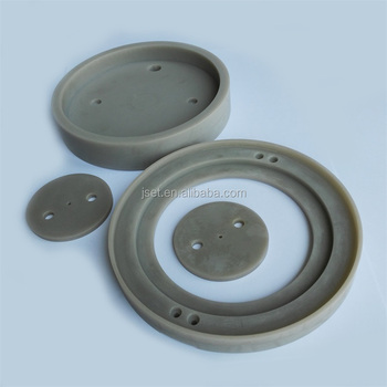 (AlN) ceramics High Flexural Strength Aluminum Nitride Ceramic parts