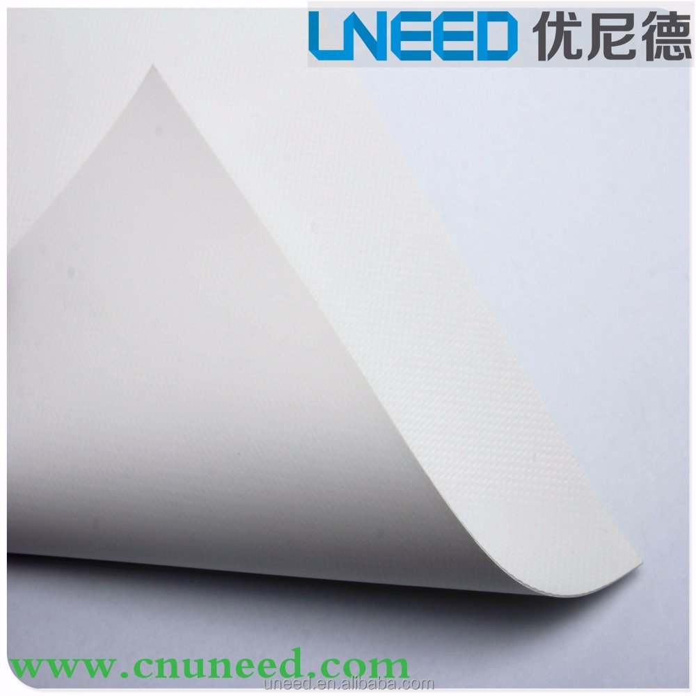 UNEED Both Side PVC Laminated Tarpaulin Cover,Truck Tarpaulin ,Boat Cover With Eyelets