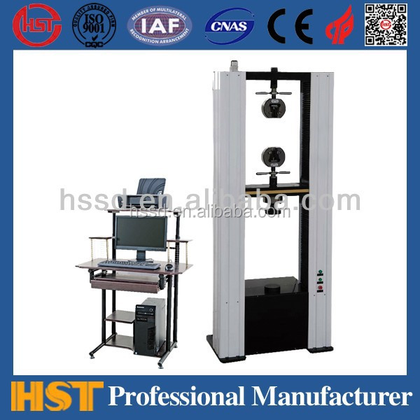 WDW Computerized Electronic Universal Test Set/ Steel Tensile Testing Equipment