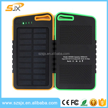 solar power bank 5000mah mobile power bank 5000 mAh for mobile phone