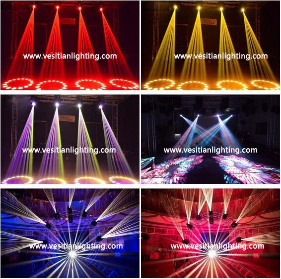 Mini Cheap Dmx Led Dj Lights/moving Head Quad Sharpy Beam 230 ...