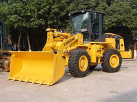 China Famous Brand Liugong 835 3 ton wheel loader and spare parts good sale in Tailand