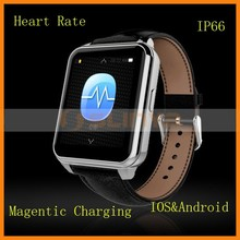 IP66 Waterproof IPS Full View F2 Heart Rate Smart Watch Intelligent Watch For IOS Android Smart Watch With Heart Rate Monitor