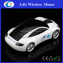 Christmas Gift Wireless Car OEM Mouse 2.4Ghz Cordless Mice