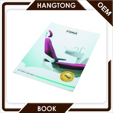 custom catalogue / brochure/ leaflet printing with good price
