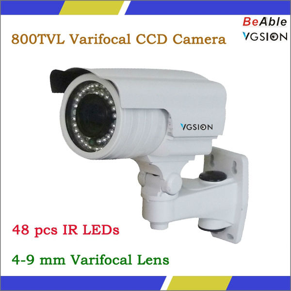IR Vandal -Proof Low Temperature Camera Surveillance