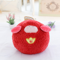 Three Bear 35cm Manufacturer Sheep Animal Plush Stuffed Toy as Decoration