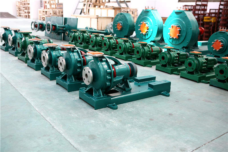 self-priming centrifugal pump automatic pump control