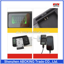Original YIBOYUAN With LCD Display Universal Charger For Phone Battery USB desktop