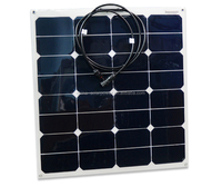 China wholesale panels solar high efficiency 40w flexible solar module