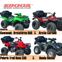 ATV/QUAD STORAGE TRUNK BOX /TOP CASE