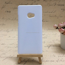Guangzhou supplier sublimation mobile phone case for Xiaomi Note2 factory supply heat print blanks phone cover