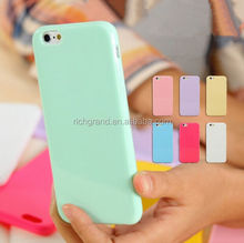 Silicone Cute Candy Rubber Gel TPU Case Cover for iphone 5s 5c SE 6 6 plus 7 7 plus