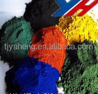 High quality offer iron oxide/ferric oxide/ iron oxyde pigments manufacturers