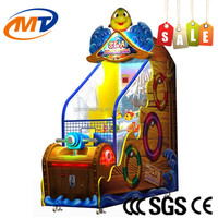 SEA Adventure shooting redemption game machine arcade ticket redemption games lottery machine for sale game machine