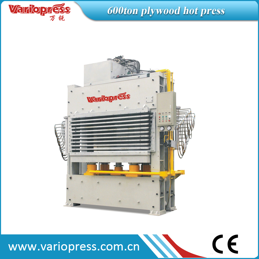 hot sale! particle board production line/4x8/plywood veneer press