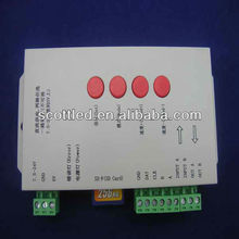 2048 pixel T-1000S rgb led controller with sd card
