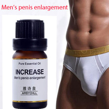 High effective natural herbal extract penis enlargement essential oil with private label