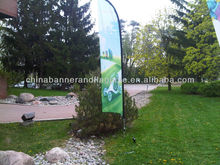 Advertising banner display ,flying banner