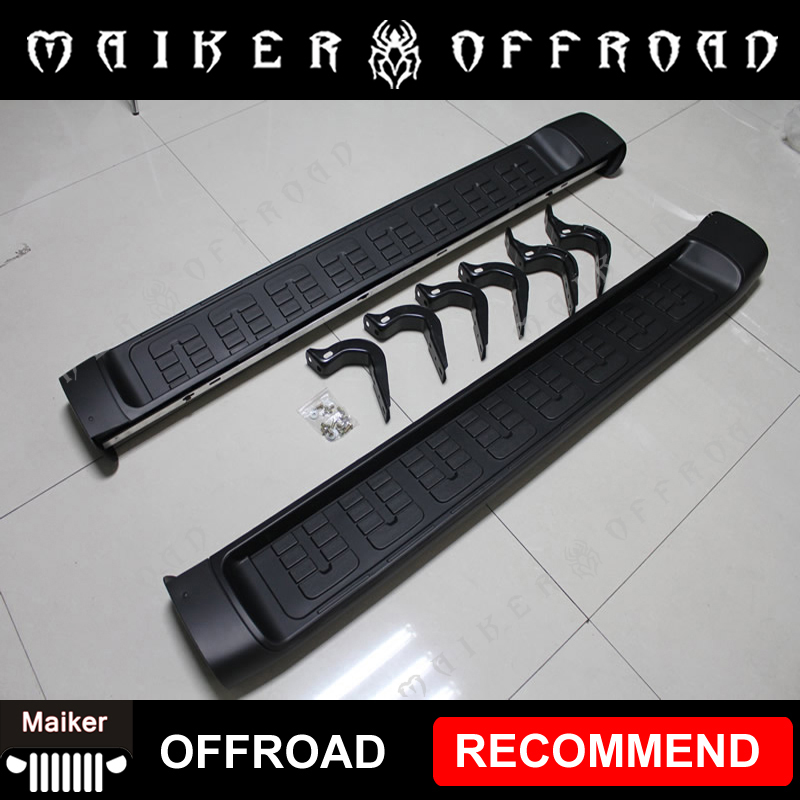 Side step running board defender accessories for Toyota FJ cruiser