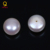 White Button High Quality Grade wholesale Loose Pearls half round pearl beads