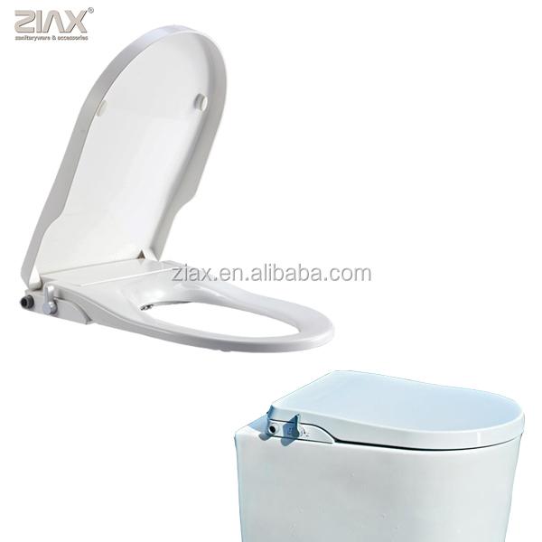 Combination Toilet Bidet Non Electric Mechanical Bidet Toilet Seat View Comb