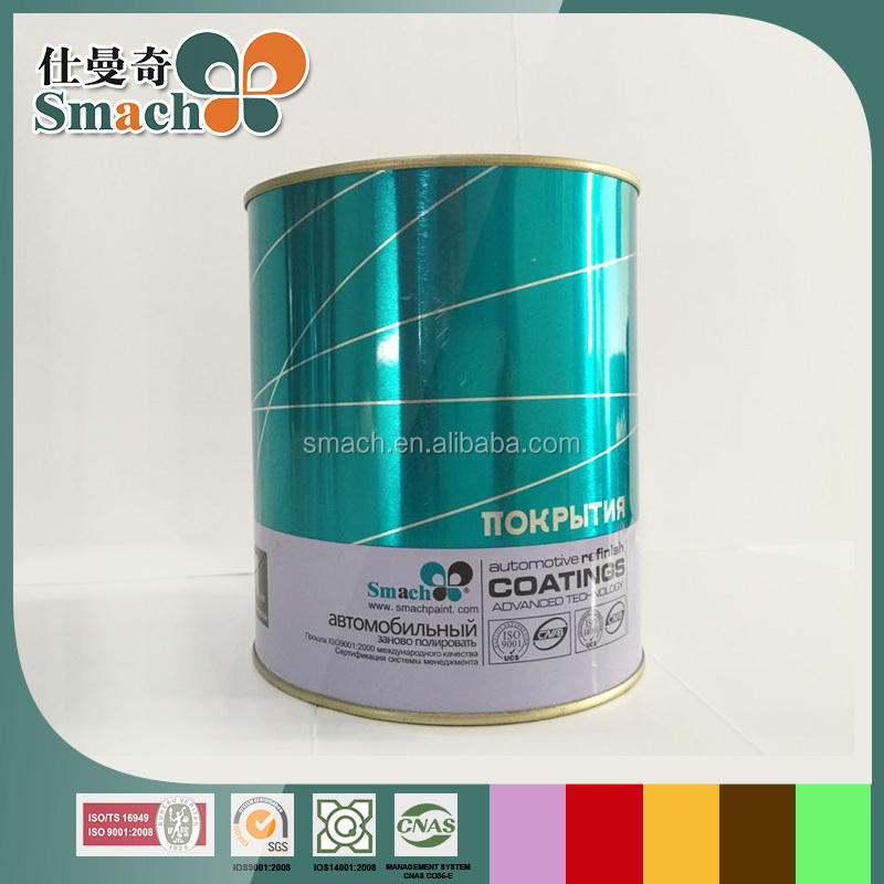 Welcome Wholesales top sell price pearl green car paint
