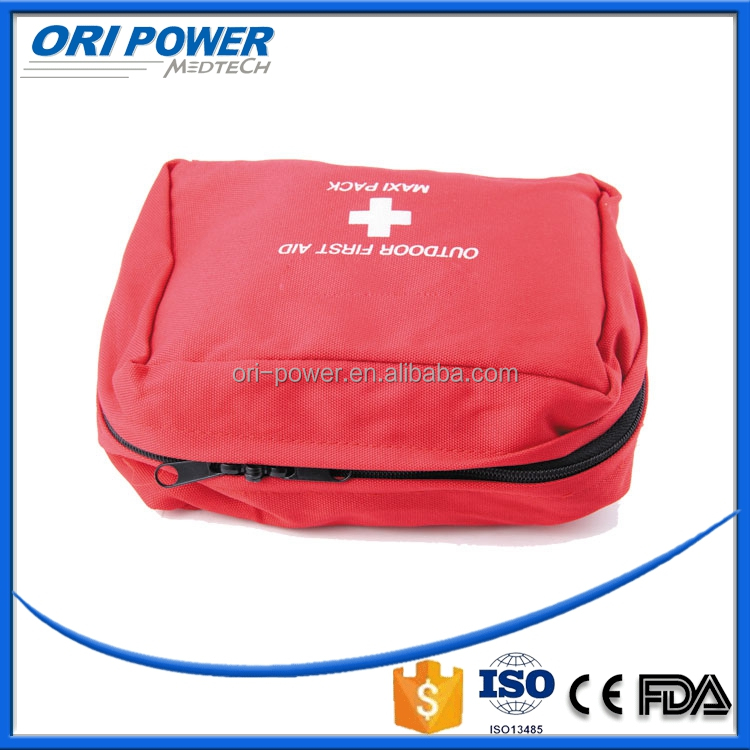 OP CE FDA ISO auto medical portable outdoor roadside travel car safety kit