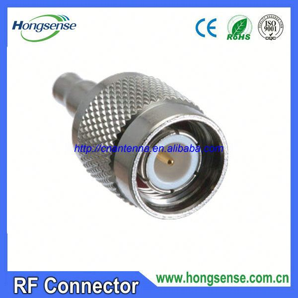 RF connector TNC connector pressure welding bar connector