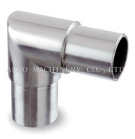 seamless steel stainless connector pipe bend 90 degree elbow