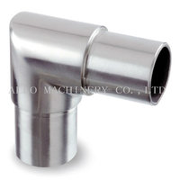 Seamless Steel Stainless Connector Pipe Bend
