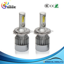 Factory Supply 9005 HB3 9006 HB4 H11 H4 H7 Led H1 H3 Auto Car LED Headlight 6000K Light Bulbs C6 LED Head Light