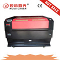 1390 hot sale co2 reci 150w laser cutting machine with industry chiller cw5000