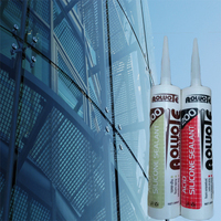 High Performance Acetic Silicone Glass Sealant