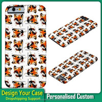 3D Slim Sublimation Mobile Phone Case ,Custom Logo Printed Phone Cover for iPhone 6 4.7