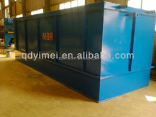 MBR Containerized waste water treatment plant