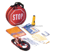 Emergency tool kit for traffic accident road rescue tool set