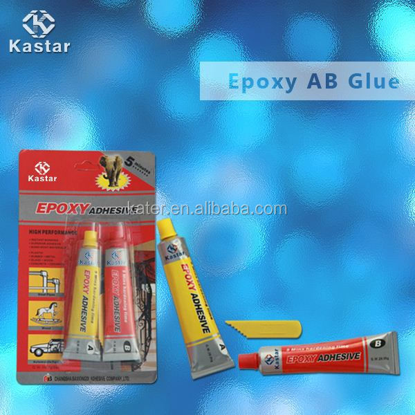 good helper ISO9001 approved High bond strength epoxy steel adhesive for precious stones